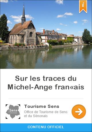 Sens france audioguide gratuit pour iphone et android sur les traces du michel ange fran ais - Office du tourisme london ...