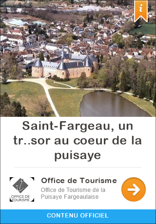 Saint fargeau france audioguide gratuit pour iphone et android saint fargeau un tr sor au - Office tourisme stockholm ...