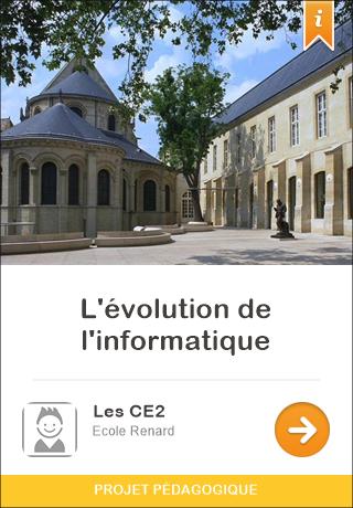Paris france audioguide gratuit pour iphone et android l 39 volution de - L evolution de l ordinateur ...