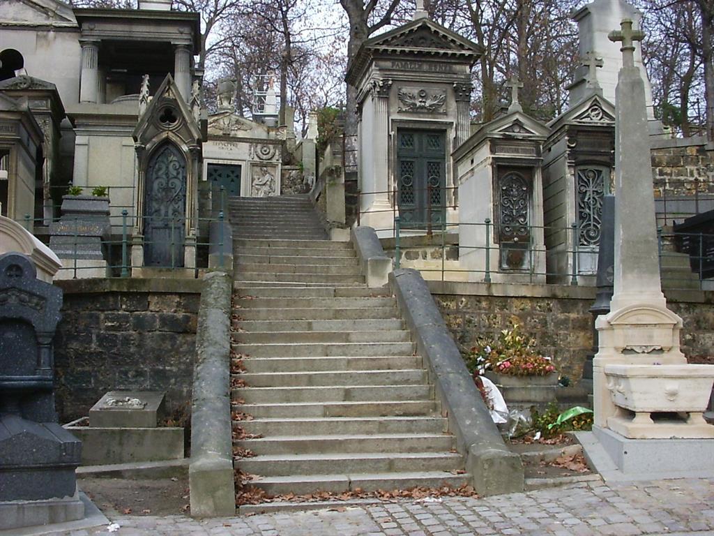 Paris Père Lachaise - Promenades en Histoires - Père-Lachaise