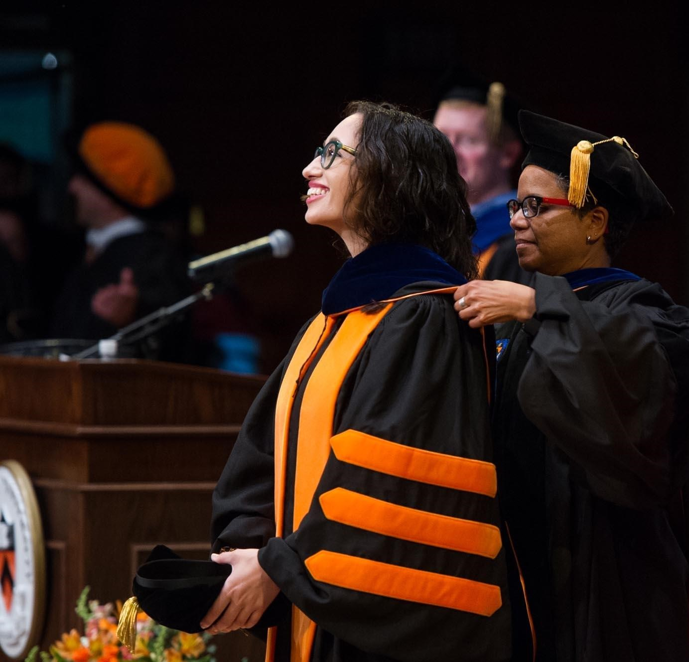 Stories of Traditions at Princeton - Hooding